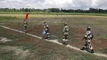 Cegah Aliran Pengungsi Rohingya, India Gunakan Granat Cabai