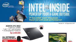 Beli Brand Laptop Ini Gratis Mouse di Transmart Carrefour