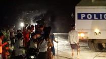 Ratusan Demonstran Halangi Bantuan untuk Rohingya di Rakhine