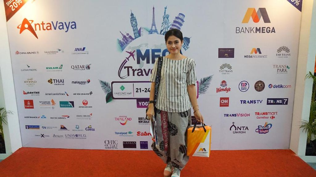 Woro-woro! Mega Travel Fair Jakarta Digelar Minggu Ini
