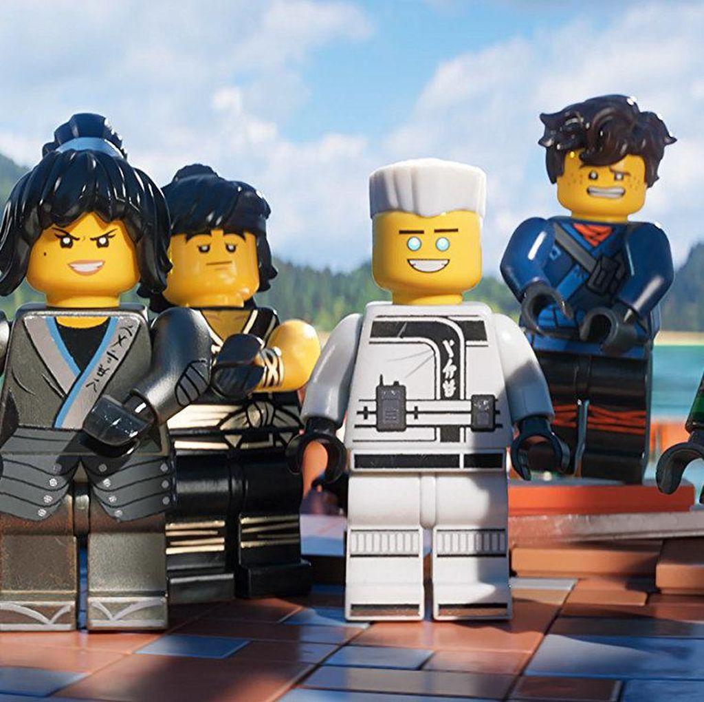 The Lego Ninjago Film Tentang Keluarga dan Persahabatan