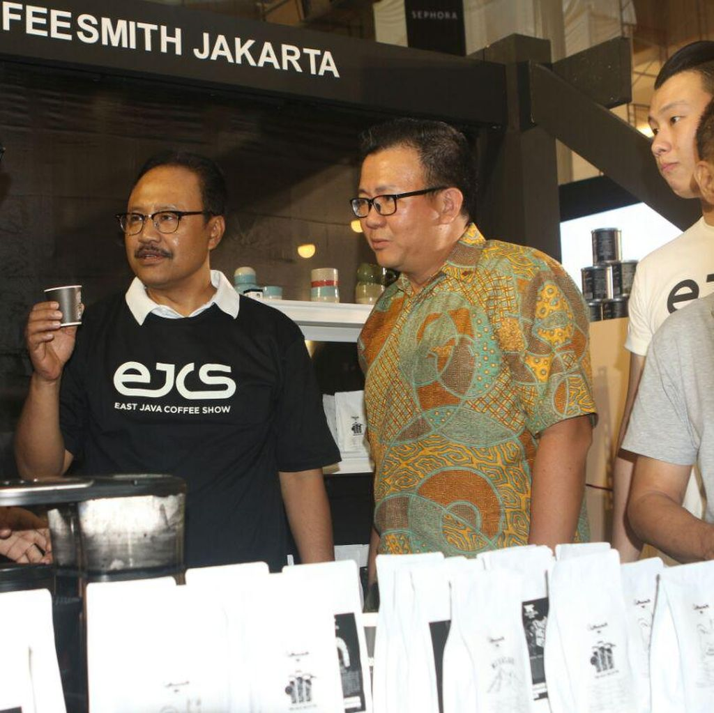 Gus Ipul: Ekspor Kopi Jatim Sumbang Devisa Rp 2,7 Triliun