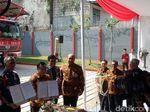 Cegah Kebakaran Objek Vital, Djarot Resmikan Damkar di Kantor BIN