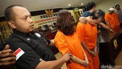 Polisi Sita BMW dan Pajero Milik Pasutri Pengedar Pil PCC