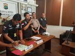 Polres Bandara Soetta Tangkap 2 Orang Pengedar 950 Pil PCC