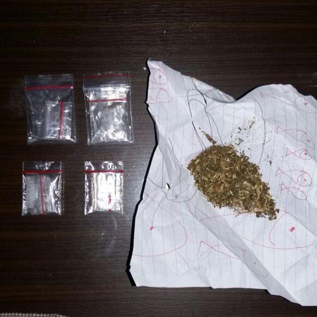 Pengendara Ojek Nyambi Jual Narkoba Buat Bayar Indekos