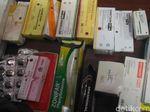 Polisi Sita 13 Ribu Obat Keras dari Sejumlah Toko di Bekasi
