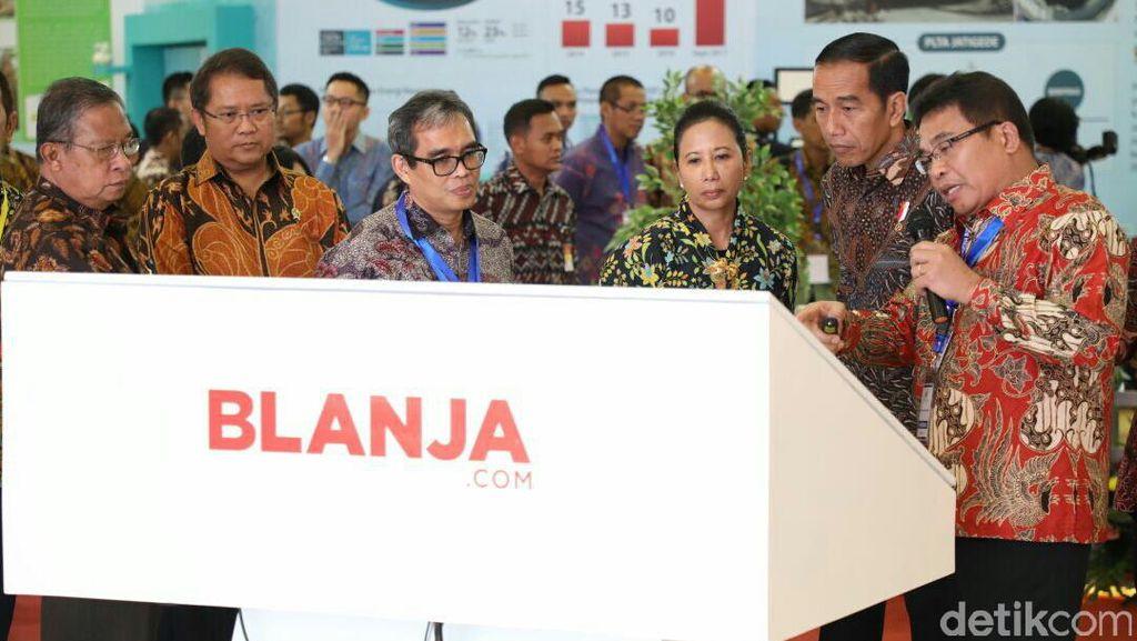 Jokowi Wanti-wanti Pengusaha Soal Ekonomi Digital