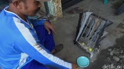 Suroan, Pencuci Keris Pusaka di Jombang Banjir Order