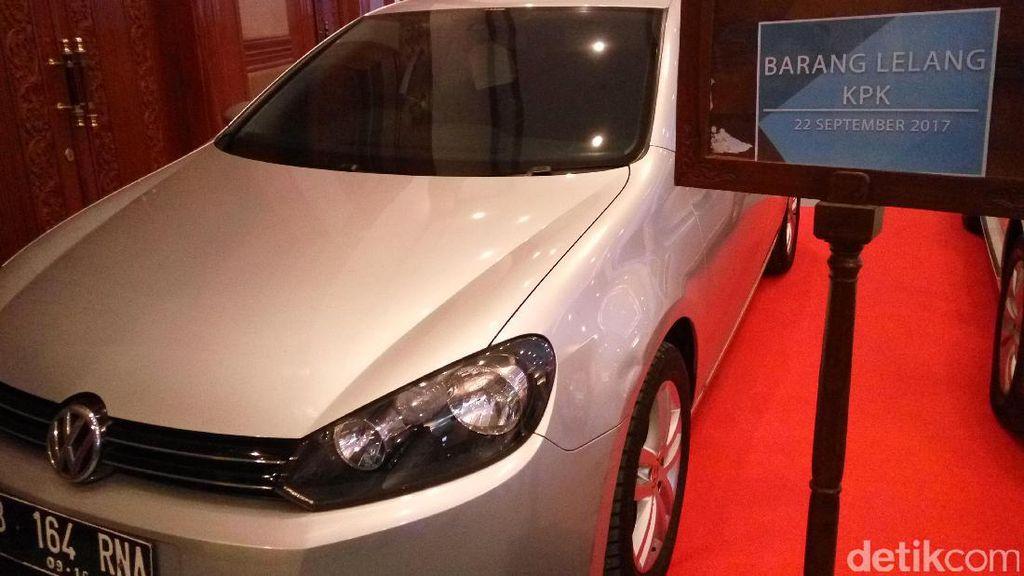 Suara Peminat Lelang Mobil KPK yang Tidak Bisa Ikut Pelelangan