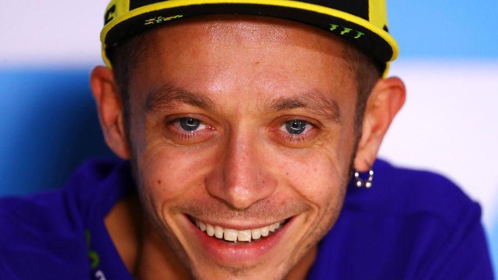 Rossi Kembali Lebih Cepat Bukan demi Titel Juara