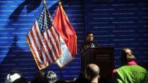JK Bicara di Columbia University, Tasya Anak Gembala Ikut Hadir