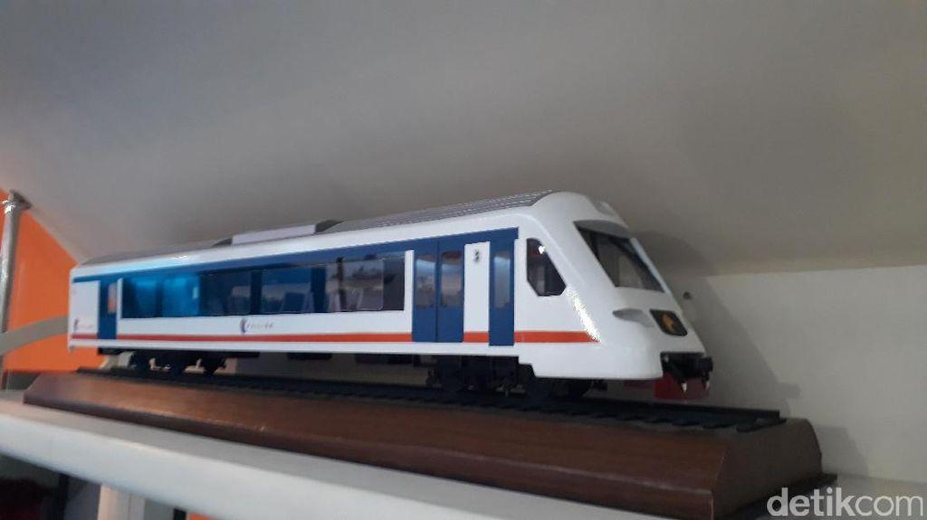 Ini Penampakan Kereta ke Bandara Soekarno-Hatta yang Segera Beroperasi