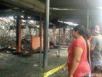 Dagangan Ludes, Ini Jeritan Korban Kebakaran Pasar Benpas