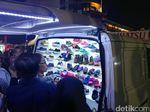 110 Mobil Toko Meriahkan HUT Kota Bandung