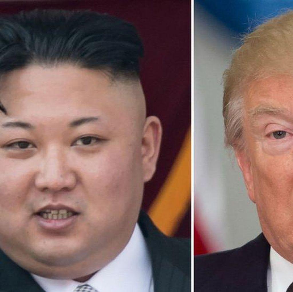 Rusia: Trump dan Kim seperti anak TK