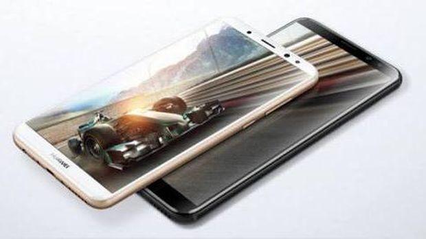 Ponsel Empat Kamera Huawei Dilepas Rp 4 Jutaan