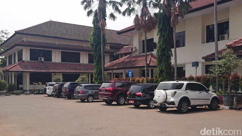 Begini Suasana Terkini Kantor Wali Kota Cilegon Pasca OTT KPK