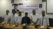 PKS Canangkan Hari Aspirasi Rakyat