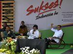 Aksi Menteri Siti dan Menteri Budi Karya Joget Bersama Warga Pemalang