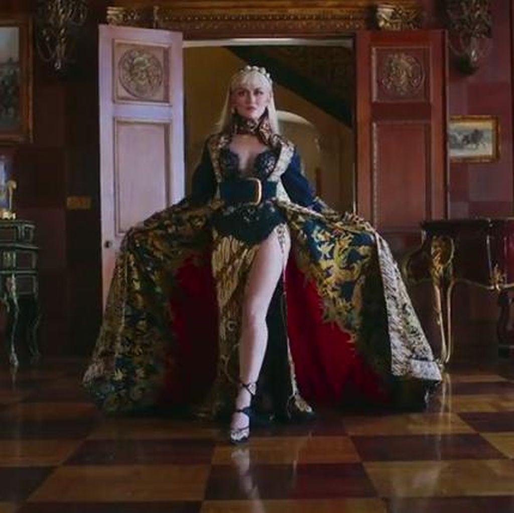 Baru Rilis, Video Klip Seksi Agnez MO Langsung Ditonton 1 Juta Lebih Viewers