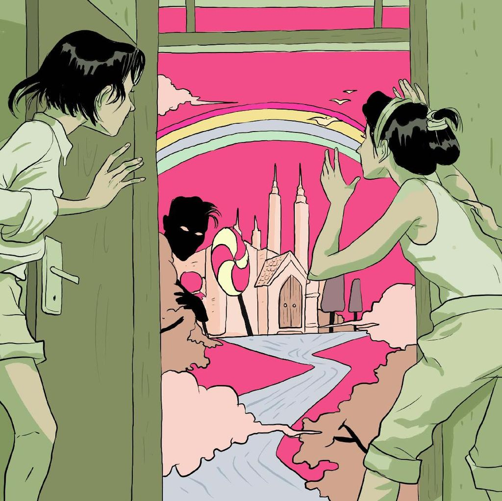 Pintu Belakang
