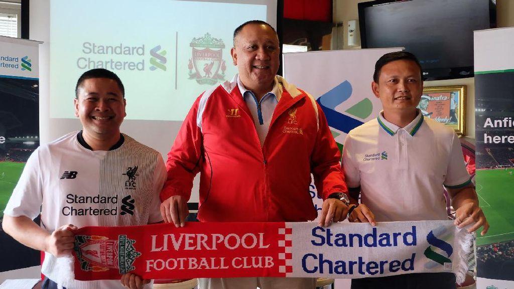Turnamen Futsal Ini Berhadiah Tur ke Anfield