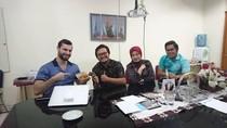 Kata Teman Soal Sosok Anton Ojek Bule: Jomblo dan Hobi Makan Rendang