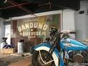 2.500 Biker Siap Main Angklung di Atas Motor Harley-Davidson