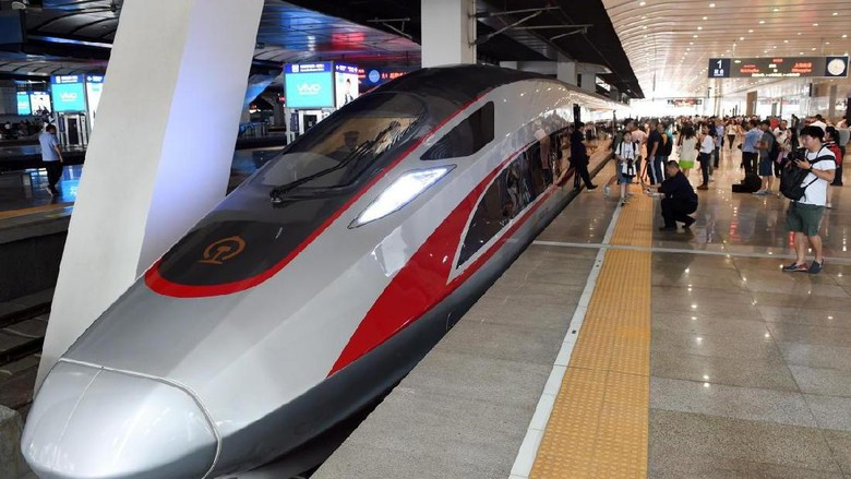 Foto: Shinkansen Made In China