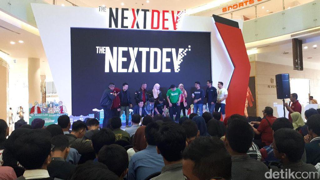 Gali Potensi Anak Muda, Telkomsel Gelar The Nextdev Academy