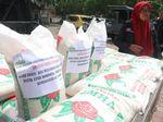 Pelajar SMAN 1 Banda Aceh Sumbang 1 Ton Beras untuk Rohingya