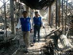 230 Kios Pasar Benpas Terbakar, Polisi: Kerugian Lebih Rp 2 Miliar