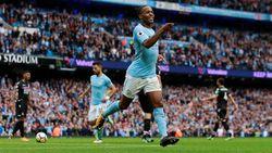 City Hantam Crystal Palace 5-0
