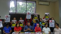 Serikat Buruh Minta Pemerintah Jamin Pengepungan LBH Tak Terulang