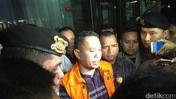 Usai Diperiksa, Wali Kota Cilegon Langsung Huni Rutan KPK