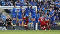 Babak Pertama Selesai, Liverpool Sementara Memimpin 2-1 atas Leicester
