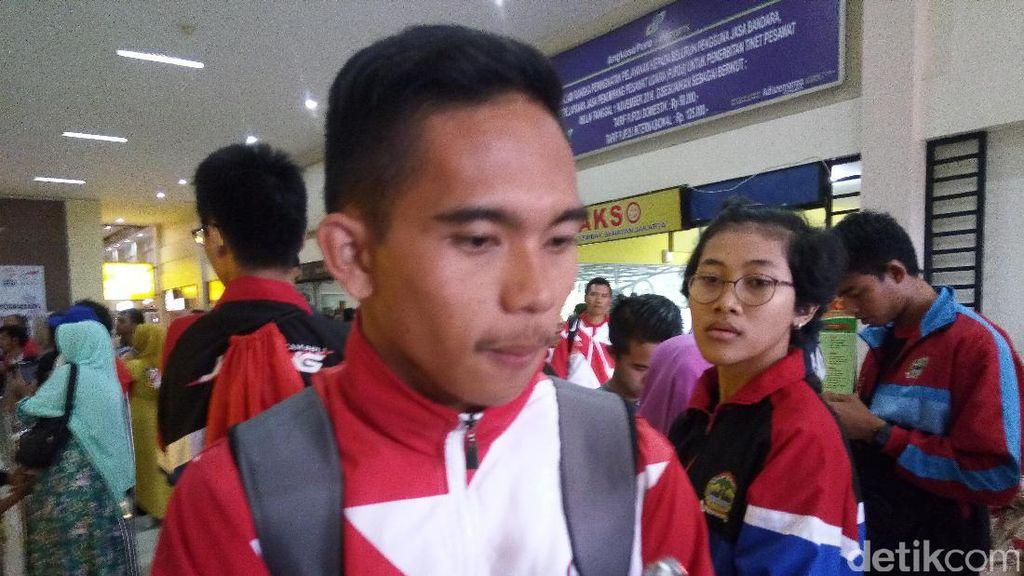 Sempat Terbebani, Ferry Cetak Rekor Lari ASEAN Para Games 2017