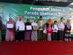 Mensos Khofifah dan Ketum PPP RomyHadiri Pengajian Akbar di Sleman