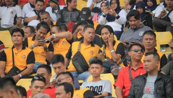 Hadapi Persib, Bhayangkara FC Didukung 2.000 Polisi