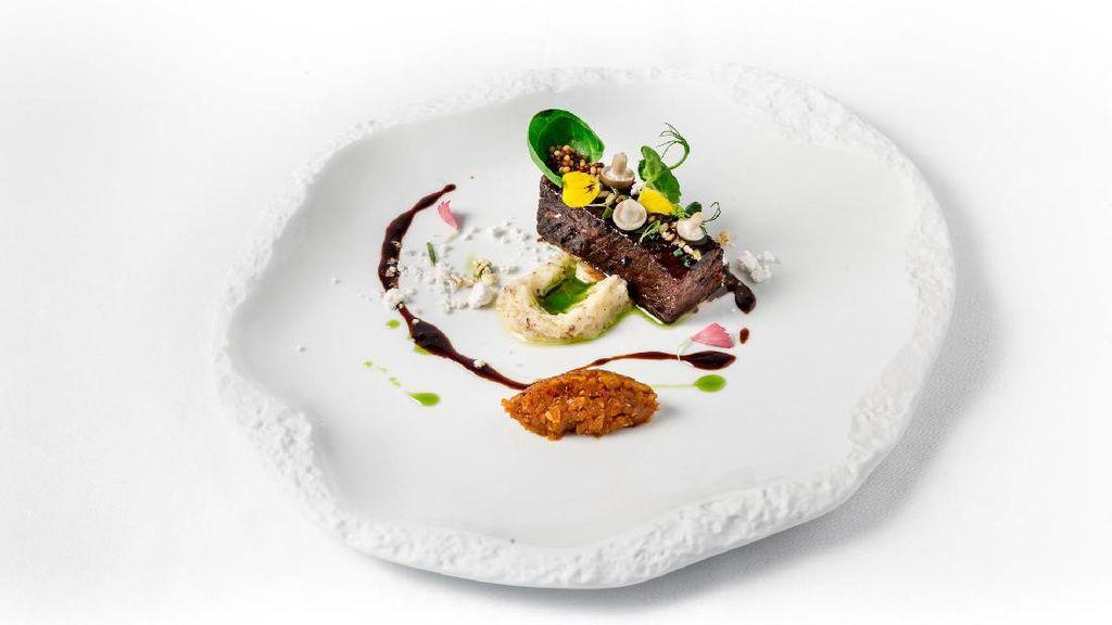 Di The Great Food Festival Bisa Cicipi Sajian Chef Kelas Michelin Star dengan Harga Terjangkau