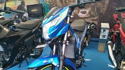 Satria F150 Baru Bisa Dongkrak Jualan Motor Suzuki