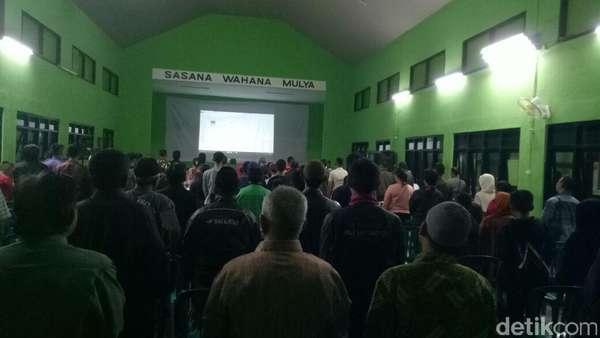 Di Malang, Nonton Film G30S/PKI Sudah Diedit