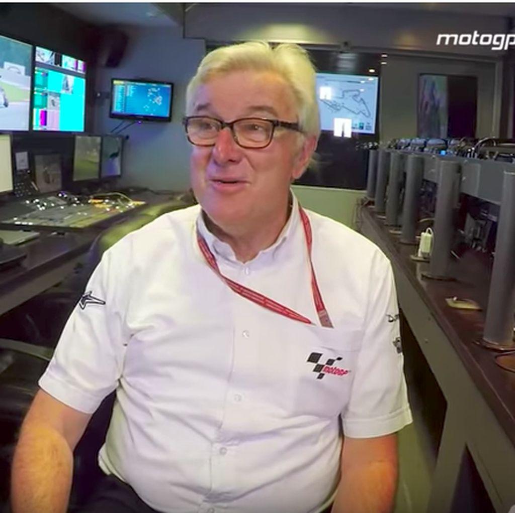 Suara Dibalik Siaran MotoGP Itu Kini Pensiun