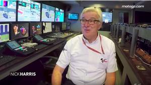 Suara di Balik Siaran MotoGP Itu Kini Pensiun