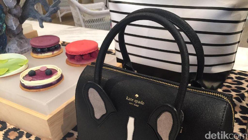 Nikmati Afternoon Tea dengan Balutan Kate Spade New York Twist di Sini