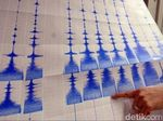 Gempa 3,1 SR Terjadi di Candipuro Lumajang