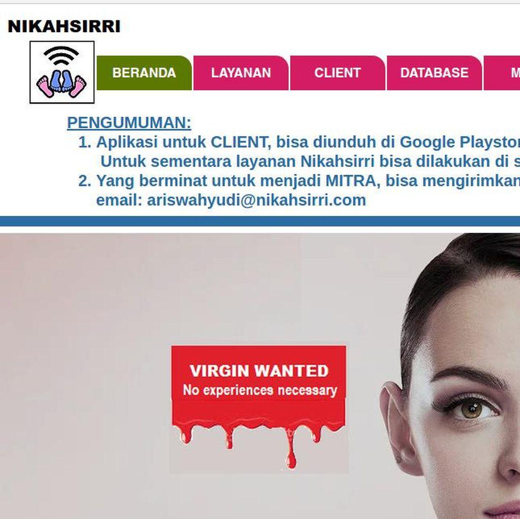 Kominfo Diskusi Dulu dengan MUI Sebelum Blokir Situs nikahsirri.com