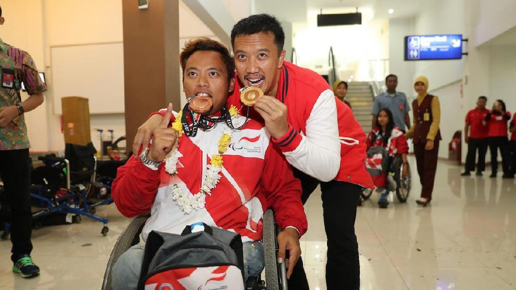 Usai Jadi Kampiun ASEAN, Indonesia Bidik Juara Umum di Asian Para Games 2018