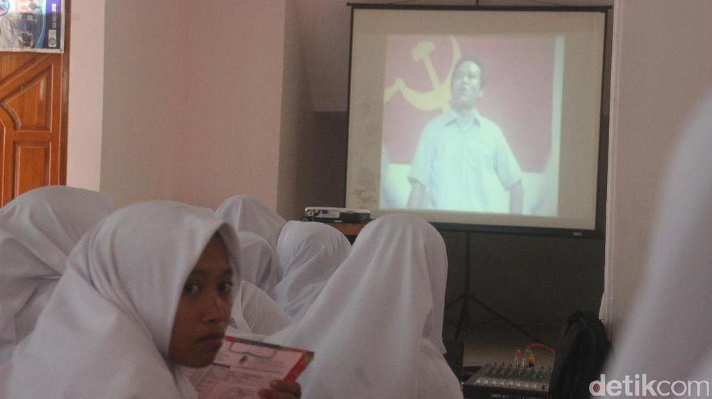 Kodim Brebes Targetkan Semua Pelajar dan Santri Nobar Film G30S